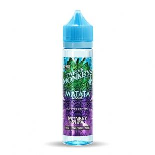 Twelve Monkeys - Matata Iced E-liquid 60ml Shortfill